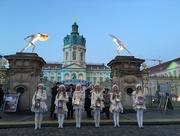 16th Dec 2010 - Angels at Shloss Chalottenburg