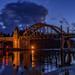 Twilight Bridge  by jgpittenger