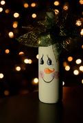 17th Dec 2015 - empty??? make a snowman!