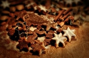 18th Dec 2015 - 2015-12-18 Swiss cinnamon stars
