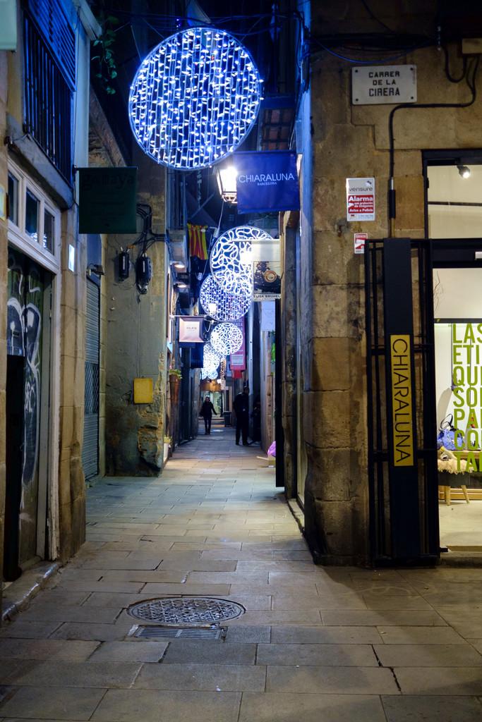 Little street by jborrases