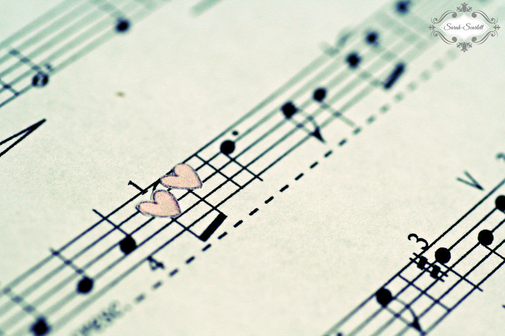 Music Notes by sarahlh