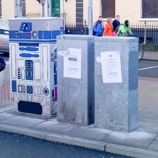 This is not the traffic light control box you're looking for... by edpartridge