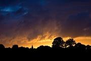 2nd Aug 2008 - Sunset over Doddingtree Farm....
