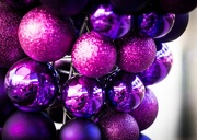 18th Dec 2015 - Blue (and purple) Balls