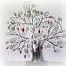 Festive tree by mittens
