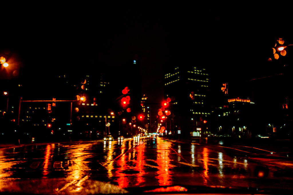 downtown rain bokeh long exposure 2 by jackies365