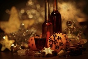 22nd Dec 2015 - 2015-12-22 festive still life