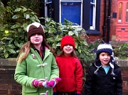 25th Nov 2010 - Winter Hat Parade