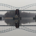 Symmetry on a misty river by mccarth1