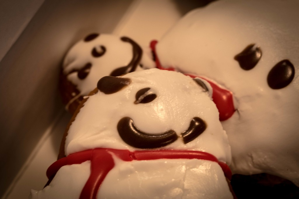 Snowman's Broken Smile by stray_shooter