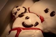24th Dec 2015 - Snowman's Broken Smile