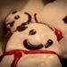 Snowman's Broken Smile