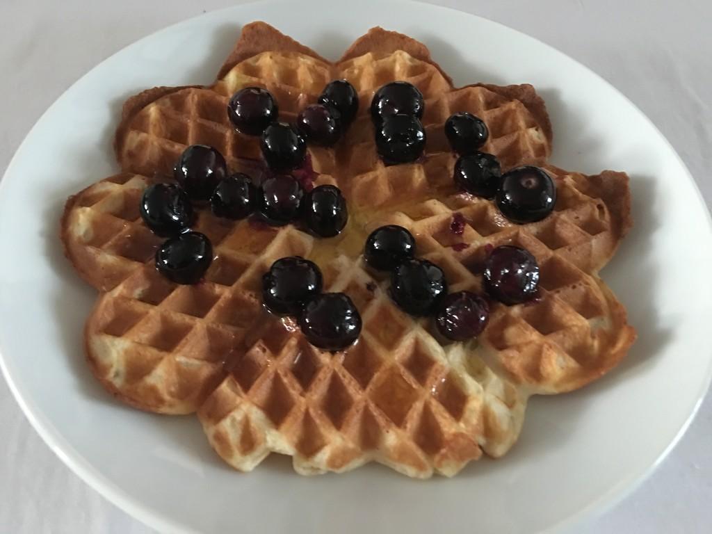 Waffle on by bizziebeeme