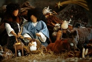 25th Dec 2015 - 2015-12-25 nativity scene