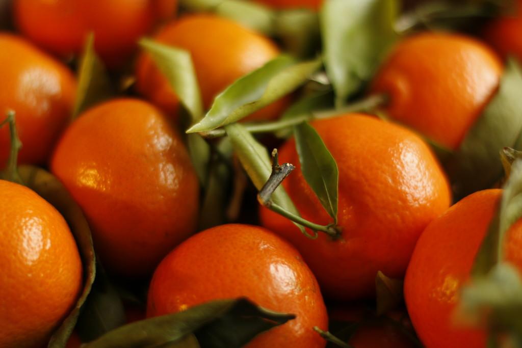 Clementines by bizziebeeme