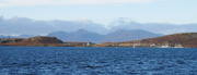 2nd Dec 2015 - Panorama of Oban Harbour....