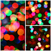 Holiday Bokeh Collage by soboy5