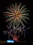 1st Jan 2016 - Fireworks of The World