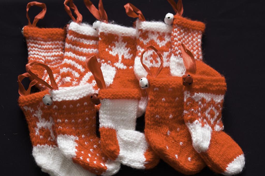 Tiny Stockings by bizziebeeme