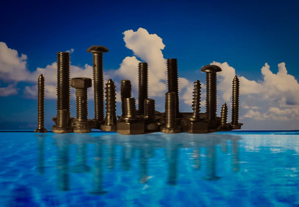 Screw City Skyline by stray_shooter