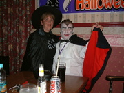 26th Oct 2002 - Vampire and the Witch.....