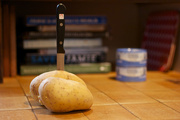 4th Jan 2016 - Death to the Potato!