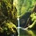 Eagle Creek Trail by teiko