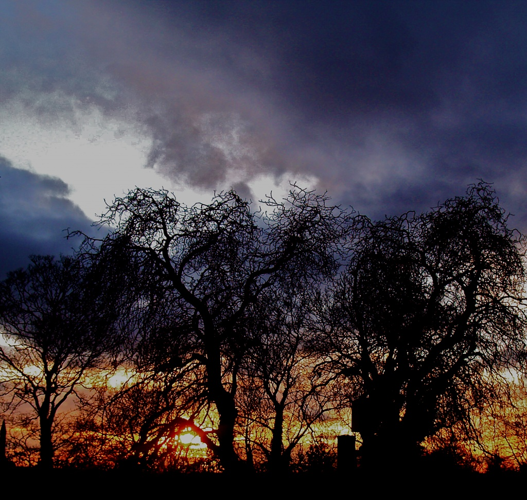 Headingley Sunset by rich57