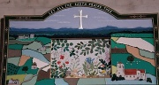 26th Nov 2010 - Church wall hanging .