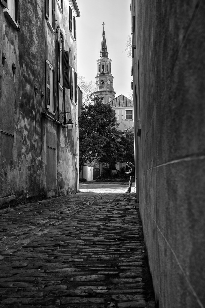St Philips Church from Lodge Alley by jyokota