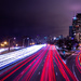 My First Light Trails by ukandie1