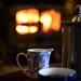 Coffee and a Log Fire by gailmmeek