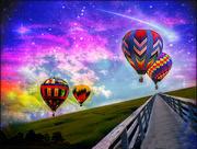 5th Jan 2016 - Ballooning in a Tiltled World