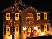 3rd Jan 2016 - Holiday Lights