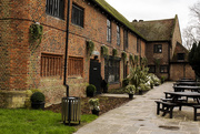 13th Jan 2009 - Tudor Barn - Well Hall Pleasaunce