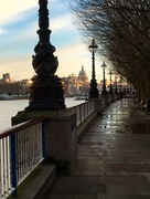 14th Jan 2016 - St Paul's from the South Bank