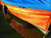 15th Jan 2016 - 150116 Levington Marina reflections