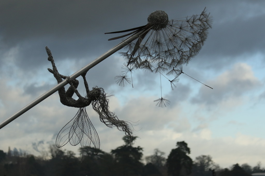 Fairy sculptures by orchid99