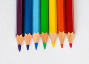 15th Jan 2016 - Rainbow Pencils