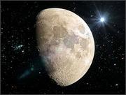 18th Jan 2016 - Moon Foolery