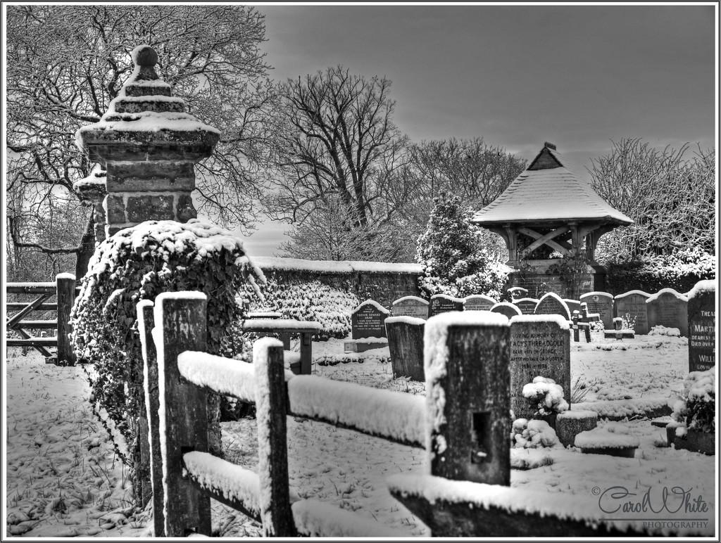St.Mary's Churchyard, Great Brington by carolmw
