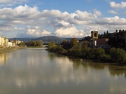 24th Nov 2010 - Florence, Italy_The Arno River