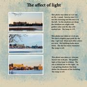 22nd Jan 2016 - Light Study