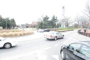 20th Jan 2016 - Traffic at Hillsborough Roundabout_SF