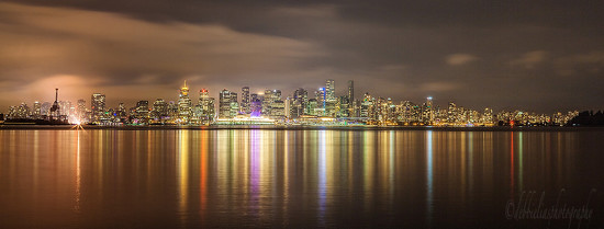 Vancouver Skyline by stoat