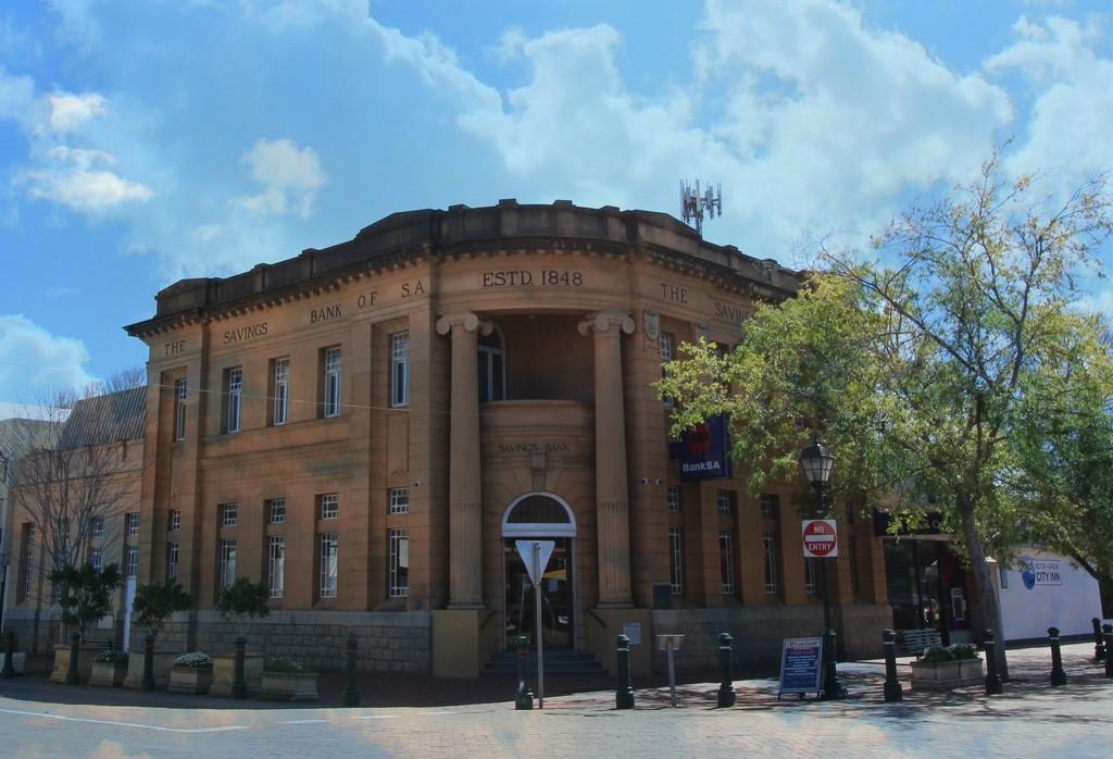 The Savings Bank of SA by leestevo