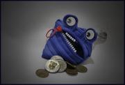25th Jan 2016 - money money....