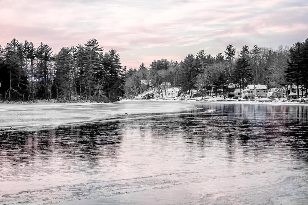 Mousam Lake by joansmor
