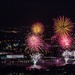 Australia Day fireworks by pusspup
